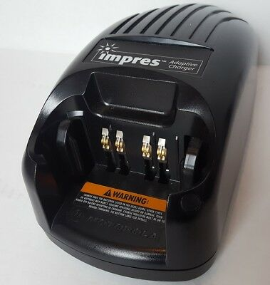 MOTOROLA WPLN4114AR Impres Battery Charger for XTS5000 XTS3000 XTS2500 XTS1500