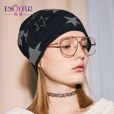 2cb3521d2f9 Knitted Hat Female Winter Hats Women Cashmere Beanies Warm Gravity Falls Cap