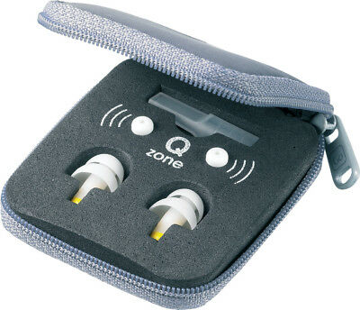 Go Travel Quiet Zone Sound Filtering Earplugs - Blocks out Snoring (Ref 894)