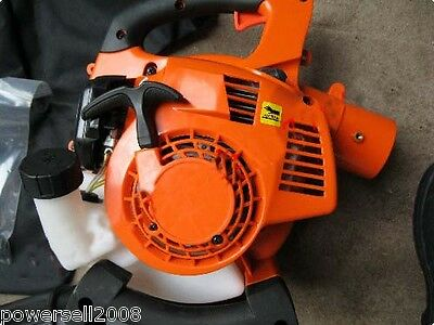 EBV 260 Gardening Tools Gasoline  Orange Hair Dryer Leaf Machine Snow Blowers