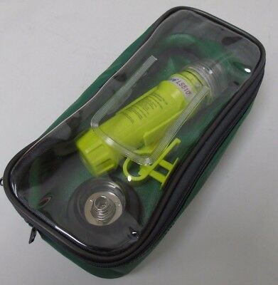 Clearance Eflare HZ520 white magnetic base and cone clip in Openhouse pouch