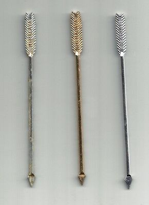 3 arrows from P&O. Himalaya x 2, Strathaird x 1. Plastic, approx 75 mm long