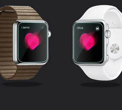 9H Apple Watch Premium Real Tempered Glass Screen Protector Film 42MM