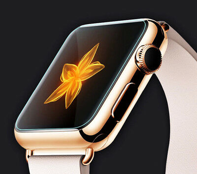 9H Apple Watch Premium Real Tempered Glass Screen Protector Film 38MM