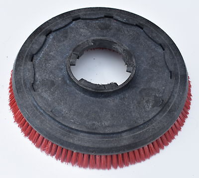 Genuine Karcher 385mm Medium Hard (Red) Floor Scrubbing Disc Brush
