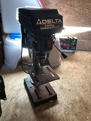 delta drill press 11-950 used works great