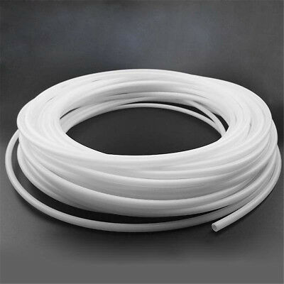 TEFLON / PTFE tubing pipe by the inch ID 2mm OD 4mm for