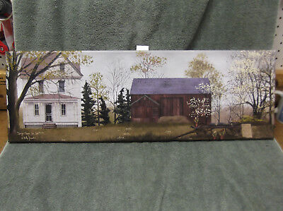 Spring Flowers For Sale Barn Country House Canvas Wall Decor Billy