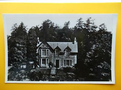 Tichnacloich Board Residence PITLOCHRY Perthshire RP c1940s Standard Size