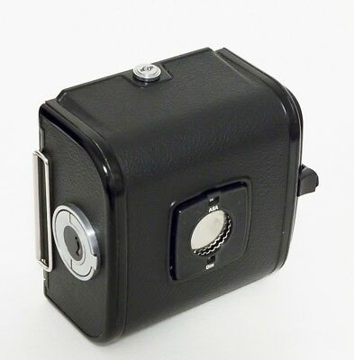 Hasselblad A12 Type II 6x6 Black Roll Film Back Magazine
