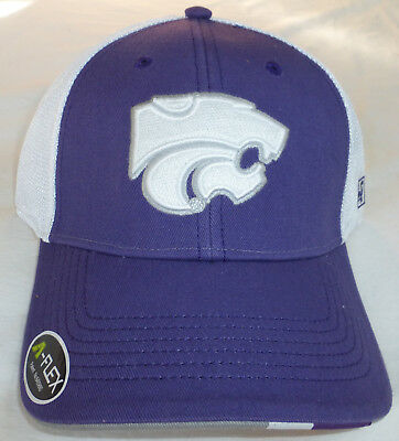 new concept 9fe5c a9f43 Kansas State Wildcats Hat Cap by The Game, One Size, NEW