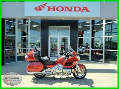 Honda Gold Wing®  2008 Honda Gold Wing Audio  Comfort  Navi  ABS Used