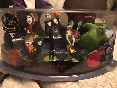 The Nightmare Before Christmas Figure Playset - Disney Store Exclusive