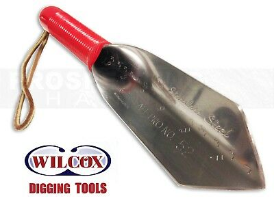 WILCOX 10 inch x 2 Inch Stainless Steel Dig Tool metal detecting crevicing No 52