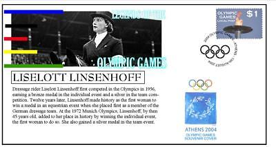 Olympic Games Legends Cover, Listenhoff Equestrian