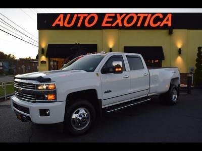 2015 Chevrolet Silverado 3500 High Country 2015 Chevrolet Silverado 3500 High Country DURAMAX DIESEL