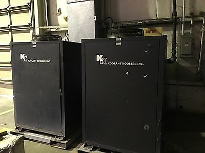 Koolant Koolers 3 Ton Chiller Model Kv-3000