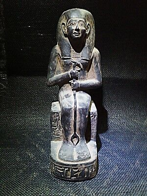 ANCIENT EGYPTIAN ANTIQUE Taosir Ta-Wsir Sculpture Statue Figure 663–525 BC