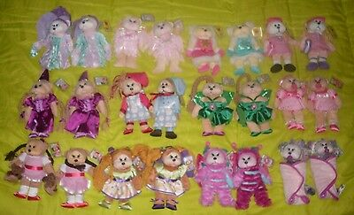 Beanie kids-Common and Mutation Sets