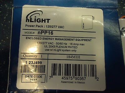 nLight nPP16   power pack