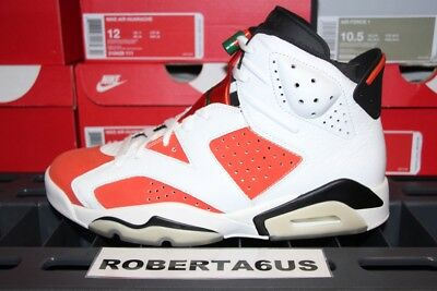 2017 Air Jordan 6 VI Retro Gatorade Summit White 384664-145 8 -13