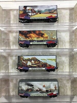 N Scale American Civil War Series