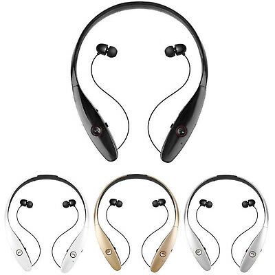 Tone Infinim HBS 900 Bluetooth Wireless Headset Headphone for iPhone LG Samsung