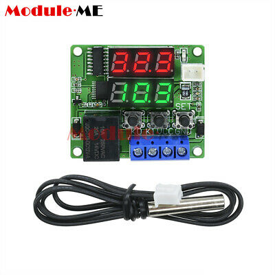 Digital 12V Dual LED Multi-function Cycle Timer Relay Module Delay Time Switch