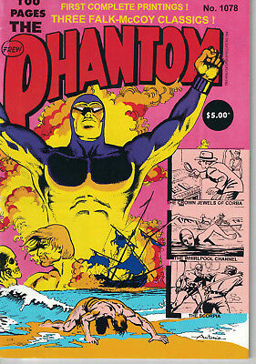 Phantom Comic # 1078 from 1994 .