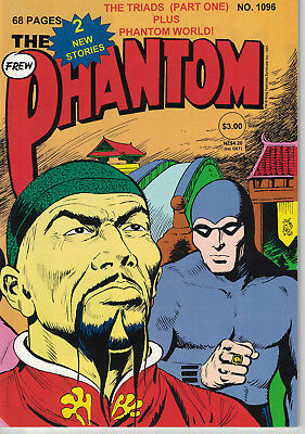 Phantom Comic # 1096 from 1995.