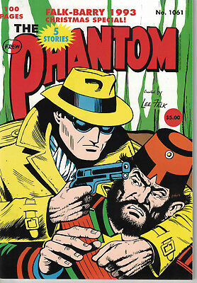 Phantom Comic # 1061 from 1993. Christmas Issue.