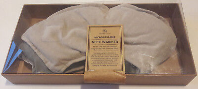 Aroma Home - Microwaveable Neck Warmer. Flaxseed