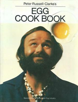 Peter Russell-Clarke's Egg Cook Book..vintage cooking kitchenalia