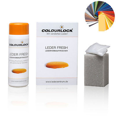 COLOURLOCK® Leder Fresh Tönung 150 ml F-Farben
