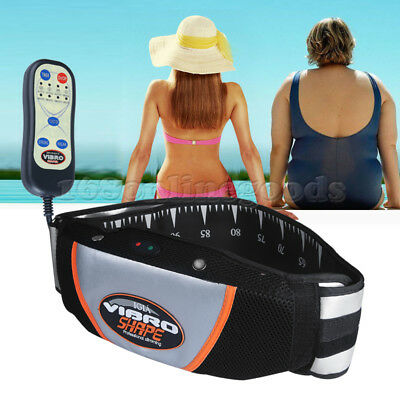 ABS Toning Belt Massager Electric Gymnic Arm leg Waist Muscle Slimming Fitness