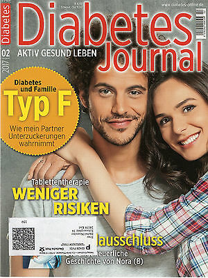 zeitschrift diabetes journal 11 2017 aktiv gesund leben picclick de. Black Bedroom Furniture Sets. Home Design Ideas