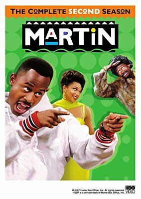 Martin ~ Complete 2nd Second Season 2 Two ~ BRAND NEW DVD SET