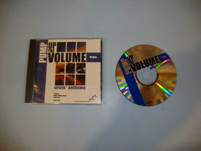 Pump Up The Volume Two (drivin anthems) by Various Artist (CD, 2003, Sony)