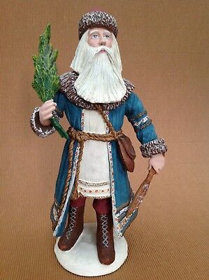 """SIGNED Duncan Royale History of Santa """"Russian"""" Collectors Edition #7224/10000"""