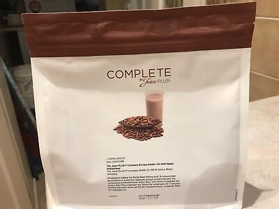 Juice Plus Complete Shakes Chocolate Flavour