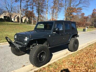 2016 Jeep Wrangler  2016 Jeep Wrangler Unlimited