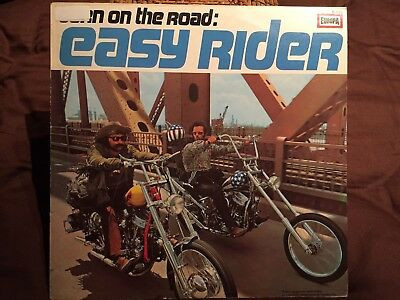 Born On The Road - Easy Rider: Electric Food, The Black Kids (Europa Vinyl-LP)