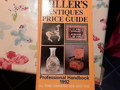 """Miller's Antiques Price Guide"""" 1992"""