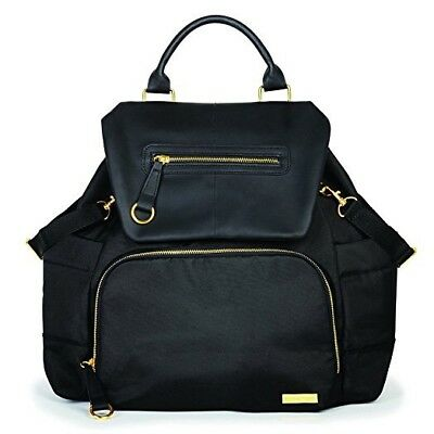 Skip Hop Downtown Chic Chelsea Backpack Baby Changing Bag Ex Display RRP £100