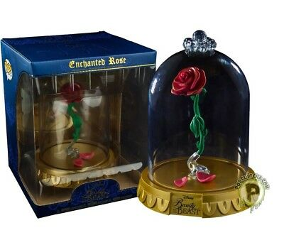 Funko Pop Disney Beauty & the Beast Enchanted Rose Hot Topic Exclusive W/ Hot $