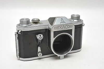 Zeiss Ikon VEB, Hexagon Body