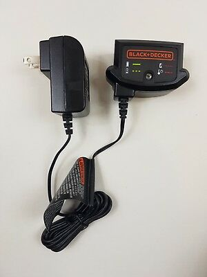 Black and Decker 20v LCS1620 Battery Charger Volt MAX Lithium Craftsman Bolt-on