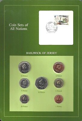 Coins Of All Nations - Bailiwick Of Jersey