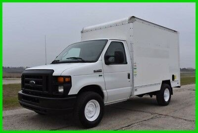 2011 Ford E-350 12 Ft Box Truck. Extra Clean! Former Budget Truck - Liquidation