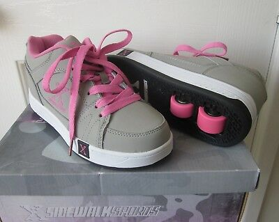 Sidewalk Sports Roller Shoes - Size 4 - Excellent Condition